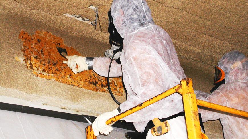 Asbestos Abatement Cross Construction Services